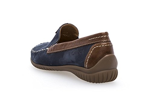 Gabor Women Comfort Basic Loafers Navy/Copper 5PLiM