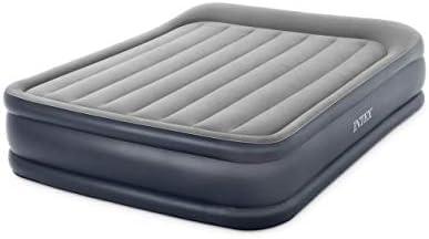 Colch/ón hinchable Intex Fibertech Pillow Rest 99 x 191 x 42 cm