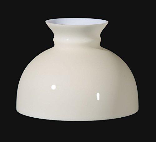 B&P Lamp 10'' Opal Glass Student Shade, Cream Tint by B&P Lamp (Image #1)