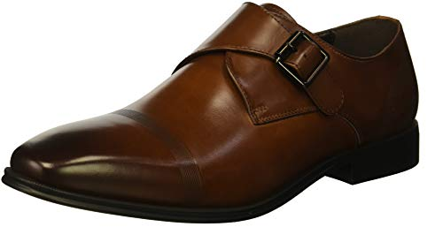 Kenneth Cole REACTION Men's Pure B Monk-Strap Loafer
