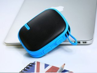 Remax X2-Mini Portable Bluetooth Speaker (Blue) - 1