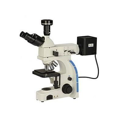 MABELSTAR XUM103 Binocular Upright Metallurgical Microscope with Analyzer Slide