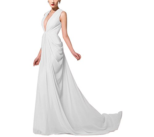 Ivory Evening Gowns - 1