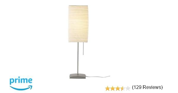 Ikea orgel table lamp paper lantern lamps amazon com