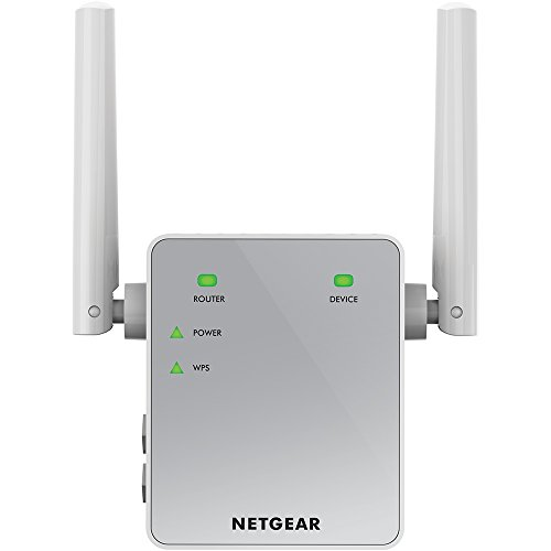 NETGEAR AC750 WiFi Range Extender - Router Wireless 3 Antennas External