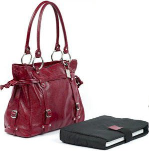 claire-chase-catalina-computer-handbag-red-one-size