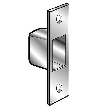 Plate Lock Strike (Box Strike Plate, Brass)