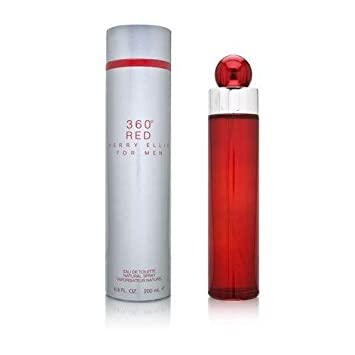 360 Red by Perry Ellis for Men, 6.7 Ounce