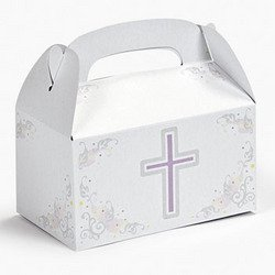 Fun Express Inspirational Cross Treat Boxes