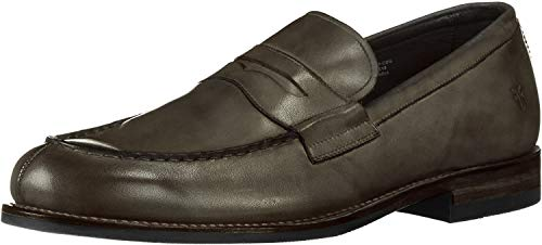 FRYE Men's Murray Penny Loafer, Fatigue, 9.5 M M US