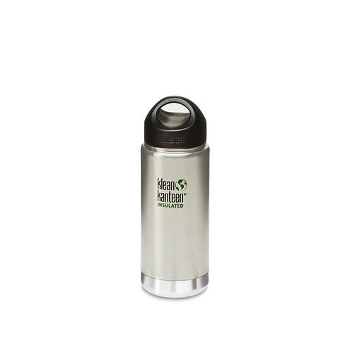 16oz Kanteen Wide Insulated Bottle - O/S N/A - BRUSHED STAINLESS