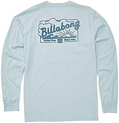 Billabong - Camiseta de manga larga para hombre: Amazon.es: Ropa y accesorios