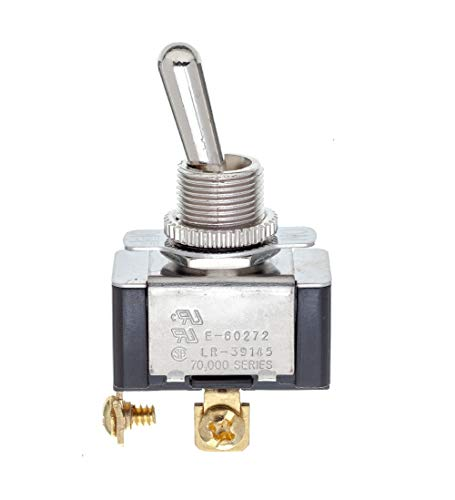 (Seachoice Seachoice 2-Position Boat Toggle Switch Off/On)