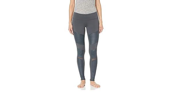 Alo Yoga Mujer W5434R Leggins - Gris - Large: Amazon.es ...