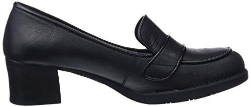 Bristol Zapatos Black Memphis Art Negro 0076 rfaTIqwf