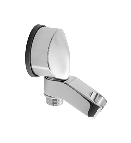 Jaclo 6416-VB Luxury Wall-Mounted 1//2 Male x 1//2 Female Hand Shower Supply Elbow and Holder Vintage Bronze