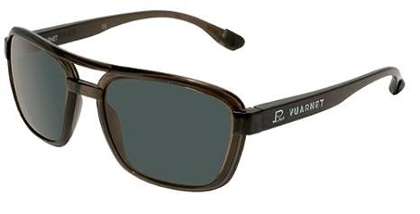 Amazon.com: clásico Vuarnet px-3000 Aviator vl1014 Gafas de ...