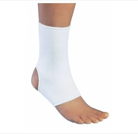 Ankle Sleeve PROCARE Medium Pull-On Left or Right Foot (Procare Ankle Sleeve)