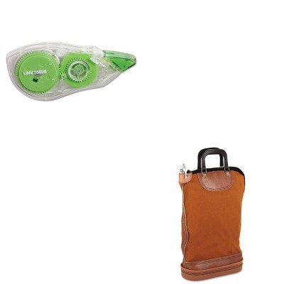 KITPMC04644UNV75606 - Value Kit - Pm Company Regulation Post Office Security Mail Bag (PMC04644) and Universal Correction Tape with Two-Way Dispenser (UNV75606) ()