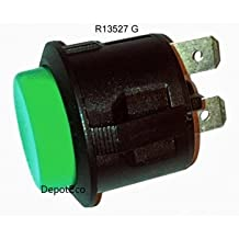 Volcano Digit Green Air Replacement Switch