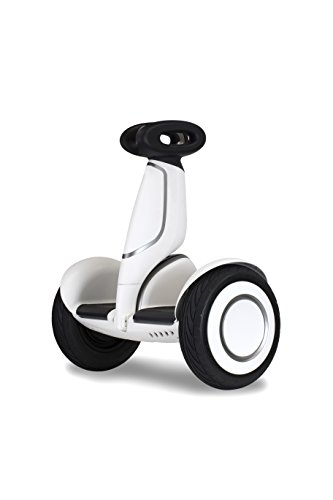 (Segway miniPLUS Smart Self-Balancing Electric Transporter, White)