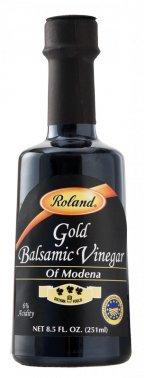 Roland: Gold Balsamic Vinegar of Modena 8.5 Oz (12 Pack)