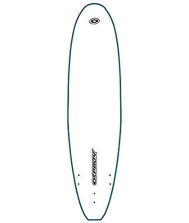 Osprey 7 m XPE espuma Tripple Fin/tabla de surf tablas de surf: Amazon.es: Deportes y aire libre