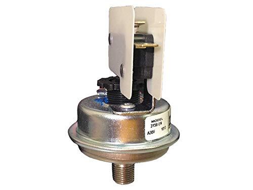 Tecmark (TDI) Pressure Switch: 3Amp Spst 1/8