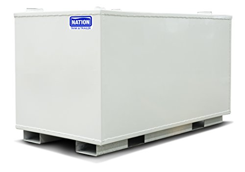 Nation Tank & Trailer 500 Gallon Double-Wall FUEL Tank UL142A ()