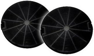 2 filtros para campana extractora Ø150 FABER/IKEA 112.0067.944 – EFF75: Amazon.es: Hogar