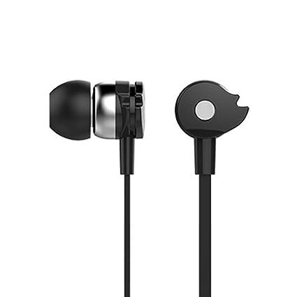 b460b157750 Intex HFK-401 Earphone with MicBlack & White: Amazon.in: Electronics