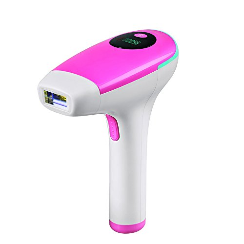 Mlay Pro Light-Based IPL Hair Removal System For Face and Body with Googles -95,000 Flashes-1 Year Manufacturer Warranty
