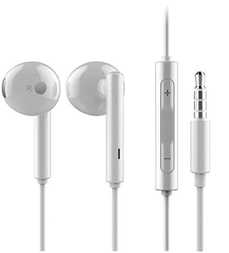 Genuine Huawei AM115 3 5mm Handsfree Earphones for Huawei P8/P8 lite/P9/P9  Plus/P9 lite/P10/P10 Lite/P10 Plus/Mate S/Nexus 6P/Mate7/Mate 9/Honor 7 -