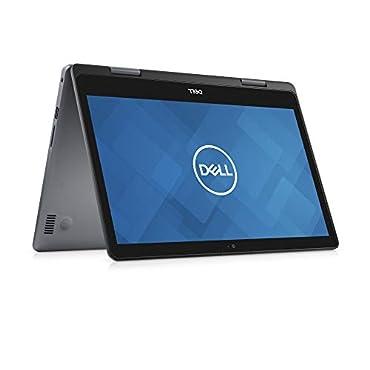 Dell Inspiron 14 2 In 1 Laptop 14 HD (1366 X 768) Touchscreen|8th Gen Intel Core i3-8145U Processor| 4GB RAM|128 SSD | Windows 10 | i5481-3595GRY