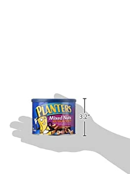 Planters Mixed Nuts, 10.3 Ounce Canister 5