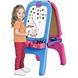 Crayola Magnetic Double-Sided Easel - Pink