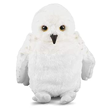 "OFFICIAL NEW HARRY POTTER 10/"" HEDWIG THE OWL SOFT PLUSH TOY"
