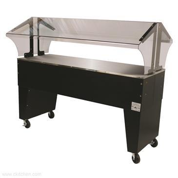 Advance Tabco B4-STU-B Portable Solid Top Buffet Table (Table Portable Top Solid Buffet)