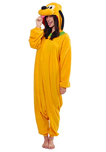 SAZAC Pluto Kigurumi - Adults Costume -