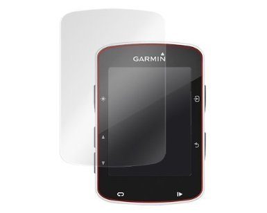 MIYAVIX OverLay Brilliant Clear Screen Protector for GARMIN Edge 520 2-packs sheet film OBGMNED520/2/12 - Edge Overlays
