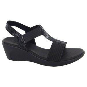 Munro Womens Bryce Black - 8 (Munro Shoes Women)