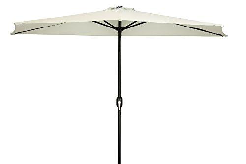 Patio Half Umbrella