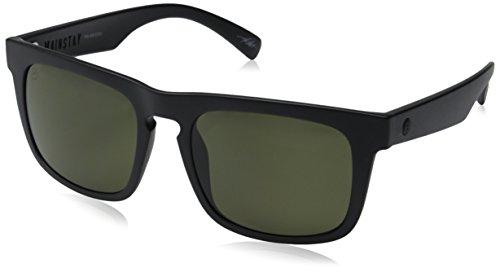 Electric Visual Mainstay Matte Black/Polarized Grey - Sunglasses Electric Visual