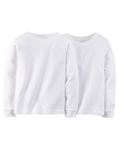 Carters Sleeve 2 pack Cotton Undershirts
