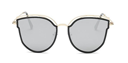 rond Mercure Lennon inspirées du de cercle Comprimés de en soleil style polarisées vintage lunettes retro métallique BwZFq78f