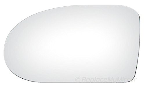 ReplaceMyMirror - 1991-1996 BUICK PARK AVE-ULTRA (FWD) Flat, Driver Side Replacement Mirror Glass (Flat) (1993 Buick Park Ave)