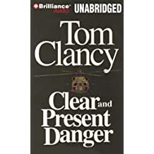 Clear/Present Danger(Unabr.)