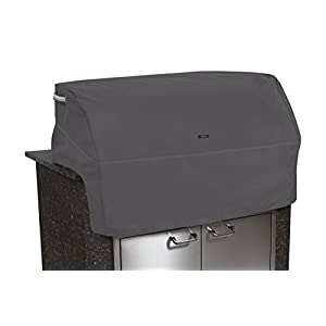 Classic Accessories Ravenna Built-In Grill Top Cover - Premium Outdoor Grill Cover with Durable and Water Resistant Fabric, Large (55-323-045101-EC)
