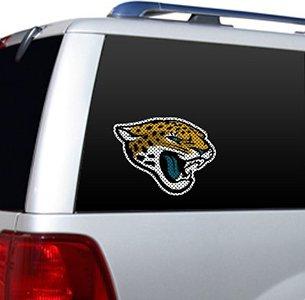 NFL Jacksonville Jaguars Diecut Window ()