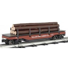 Operating Uncoupling Track - Williams By Bachmann West Side Lumber Company O Scale Operating Log Dump Car